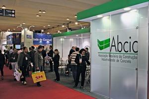 """<div class=""""bildtext"""">Der brasilianische Betonverband und Mitausrichter ABCIC zog ein überwiegend positives Resümee</div>"""
