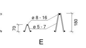 "<span class=""bildunterschrift_hervorgehoben"">Fig. 2 </span>Lattice girders [2] with the relevant dimensions for the erection state."