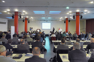 """<div class=""""bildtext_en"""">The MC-Forum held in Mülheim/Ruhr was well attended: More than 180 planners and technicians participated in the technological and judicial seminars of MC held on February 10 and 11</div>"""