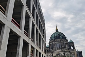 Reconstruction of the Berlin City Palace combines historic and ­modern ­architecture