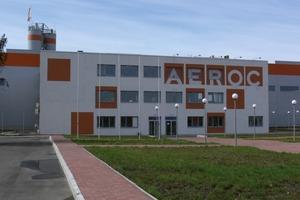 "<span class=""bildunterschrift_hervorgehoben"">Fig. 1</span> Aeroc plant in Berezan, approx. 60 km outside of Kiev, Ukraine.<br />"