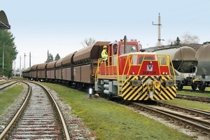 "<div class=""bildtext_en"">Since the 1950s, fixed, rope-bound shunting systems from Vollert have been used around the world to assemble and line up railway cars and ­entire trains </div>"