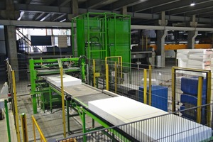 "<div class=""bildtext_en"">The processing center at Sommer joins individual insulation panels to elements whose contours and geometries are freely definable in accordance with the individual project </div>"