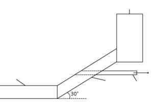 """<div class=""""FB BU Zahl"""">1</div><div class=""""bildunterschrift_en"""">Schematic sketch of the experimental setup for the filling process (section)</div>"""