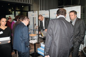 Very good response from the participants of the first conference at the precast facility of Weber