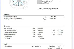 """<span class=""""bildunterschrift_hervorgehoben"""">Fig. 13 </span>Calculation sheet of a design case.<br />"""