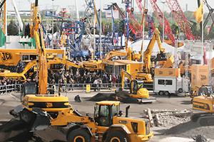 """Zur Intermat, der führenden Messe der internationalen Bauindustrie in Frankreich, erwarten die Veranstalter 2015 rund 200.000 Besucher <a href=""""http://www.intermatconstruction.com"""" target=""""_blank"""">www.intermatconstruction.com</a>"""