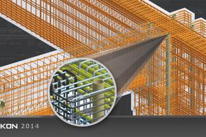 """<div class=""""bildunterschrift_en"""">3D reinforcement in precast concrete construction using Strakon</div>"""