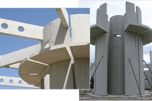 "<div class=""bildunterschrift_en"">Round stairwell as precast construction </div>"