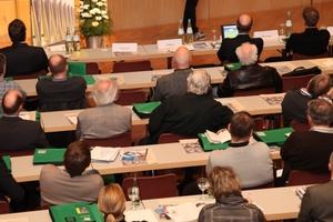 "<div class=""bildunterschrift_en"">The BetonTage congress is the meeting point of the European precast concrete industry </div>"