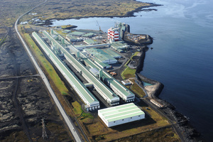 "<div class=""bildunterschrift_en"">The productivity of the aluminum smelter in the Icelandic Straumsvik is to be increased by over 20%, thanks to the modernized power supply</div>"
