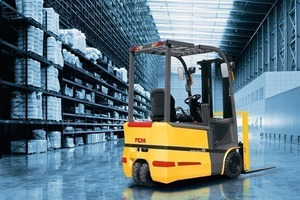 TCM forklifts shall bring in market shares for UniCarriers Corporation<br />