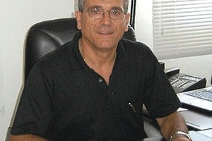 Fig. 1 José Pujante, managing director .