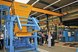 """<div class=""""bildtext_en"""">Masa specializes in planning and manufacturing equipment and machines for the building materials industry </div>"""