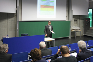 "<div class=""bildunterschrift_en"">The Schleibinger-Colloquium was well attended in 2012 </div>"