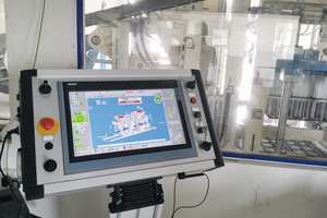 """<div class=""""bildtext_en"""">The scope of supply included, moreover, the control system</div>"""