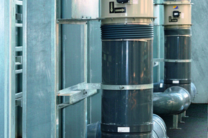 5 Piping of air recirculation systems
