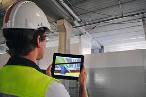 Tekla Field3D took model information to the Puuvilla construction site