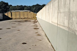 """<div class=""""bildtext_en"""">MC-PowerPro HCR is also suitable for protecting the concrete in clamp silos </div>"""