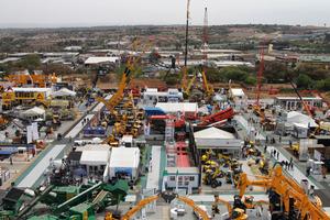 """Die Bauma Conexpo Africa, Internationale Fachmesse für Baumaschinen, Baustoffmaschinen, Bergbaumaschinen und Baufahrzeuge, findet vom 15 – 18. September 2015 im Johannesburg Expo Centre (JCE) statt.   <a href=""""http://www.bcafrica.com"""" target=""""_blank"""">www.bcafrica.com</a>"""