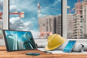 """<div class=""""bildtext_en"""">Customers from the construction materials industry are offered the possibility to become active, independent of locations and thus mobile with their smartphone or tablet</div>"""
