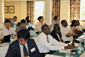 Delegates from more than 32 countries attended the conference