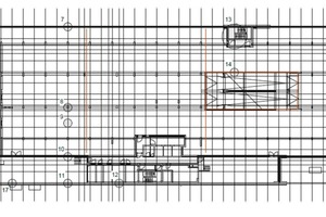 """<div class=""""bildtext_en"""">→ 1 Plan of the ground slab with arrangement of the joints</div>"""