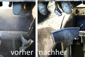 """<div class=""""bildtext_en"""">Before the cleaning process (left) and afterwards</div>"""