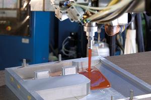 The new Hawiflex elastomer casting process