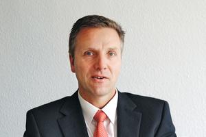 """<div class=""""bildtext"""">BauMineral-Geschäftsführer Burkhard Jakobuß zieht zufrieden Resümee</div>"""